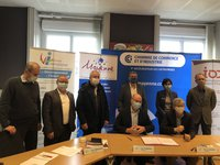 Signature Convention Mayenne International